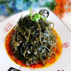 红油蒜泥海带丝的做法[图]