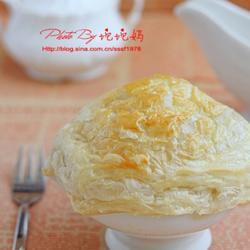 酥皮奶油鲍鱼浓汤的做法[图]