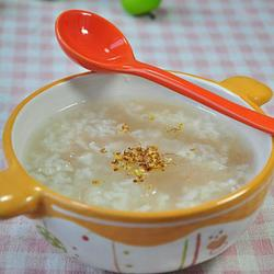 雪梨大米粥的做法[图]