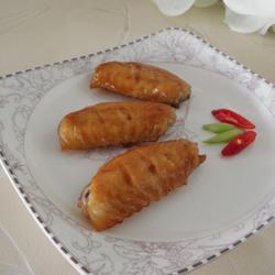 蒜香鲍鱼汁烤鸡翅的做法[图]