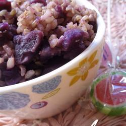 燕麦糙米紫薯饭的做法[图]