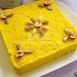 韓式南瓜米糕的做法[圖]