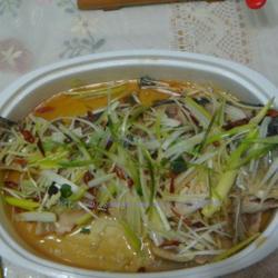 葱油鲤鱼的做法[图]