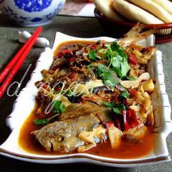 豆瓣酱烧镜鱼的做法[图]