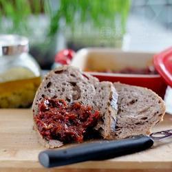 黑小麦黑加仑面包的做法[图]