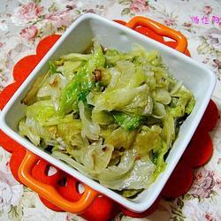 蒜蓉球生菜的做法[图]