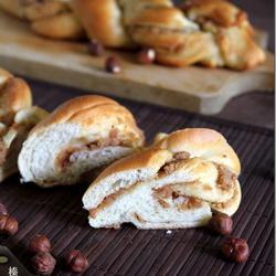 榛子面包卷的做法[圖]