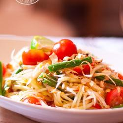 泰式青木瓜沙拉的做法[图]