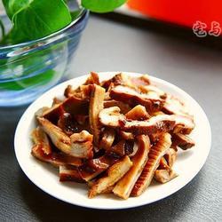 酱猪肚的做法[图]