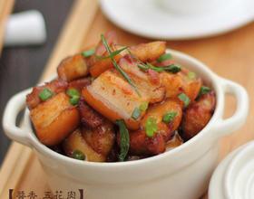电饭煲酱香五花肉[图]