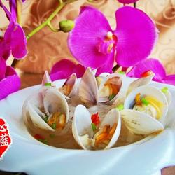 蛤蜊烩银丝的做法[图]