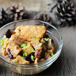 家常鱼籽烧豆腐的做法[图]