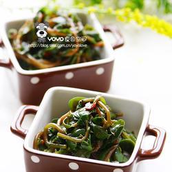 凉拌野菜马齿苋的做法[图]