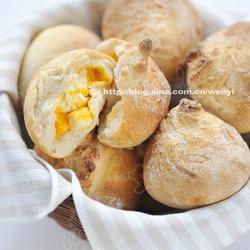 乳酪石榴包的做法[图]