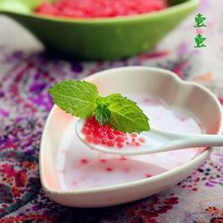 西瓜鱼籽粒的做法[图]