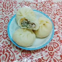 芹菜猪肉馅包子的做法[图]