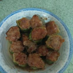 酿尖椒的做法[图]