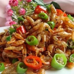 醋香小溪虾