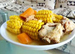 清炖胡萝卜玉米排骨
