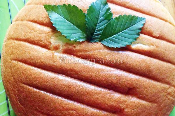 型戚风蛋糕