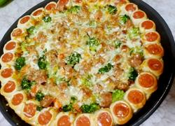 花边披萨12寸