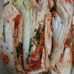 韩式辣白菜的做法[图]