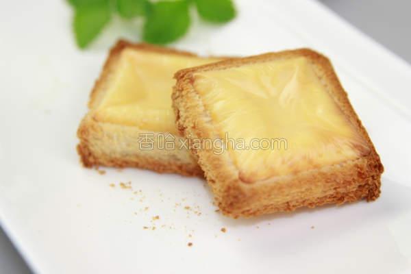 奶酪土司脆的做法