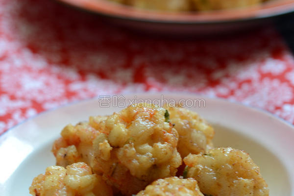 潮汕虾枣的做法