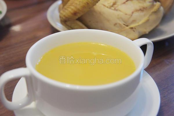 石斛煲鸡汤