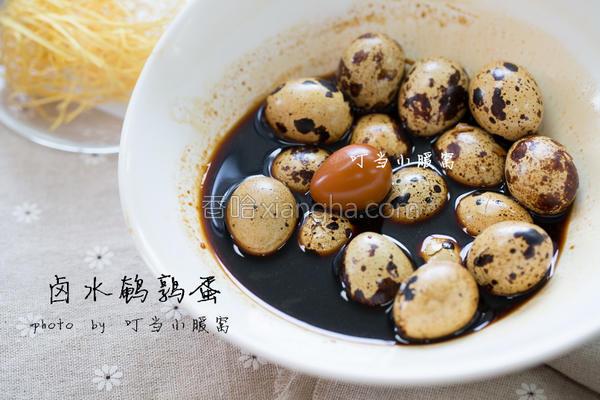卤水鹌鹑蛋的做法