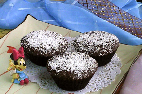 古典巧克力小蛋糕