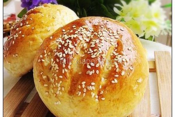 菠萝啤面包