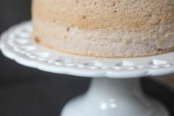 红桑莓戚风蛋糕的做法