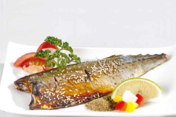 家乐福厨房烤鲭鱼