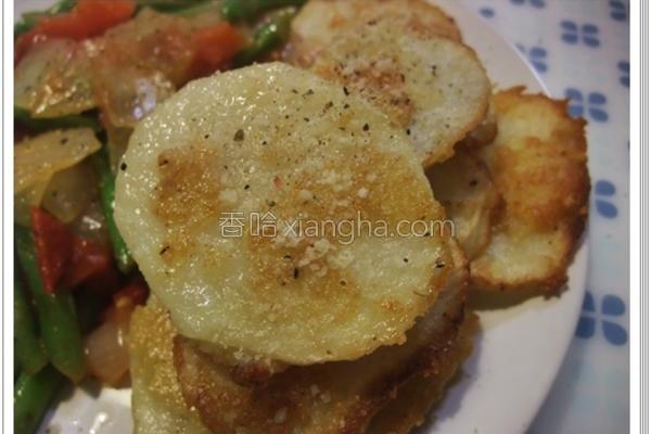 烤起司马铃薯的做法