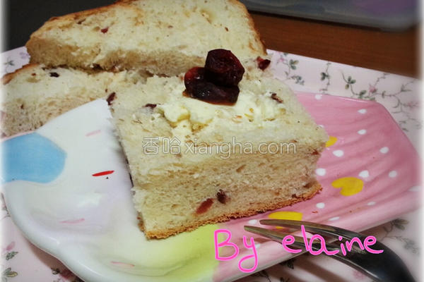 蜜莓软吐司的做法