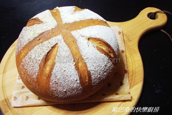 法式香草面包的做法
