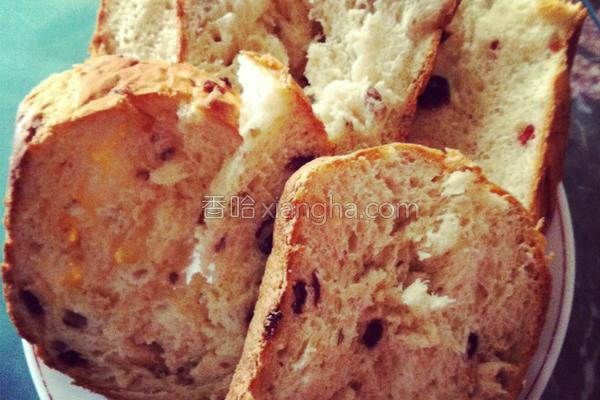 面包机食谱的做法