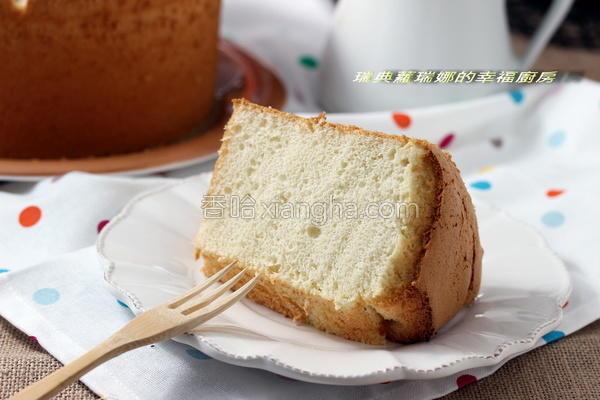 蜂蜜戚风蛋糕的做法