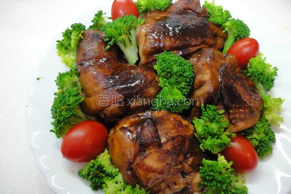 梅香照烧鸡的做法