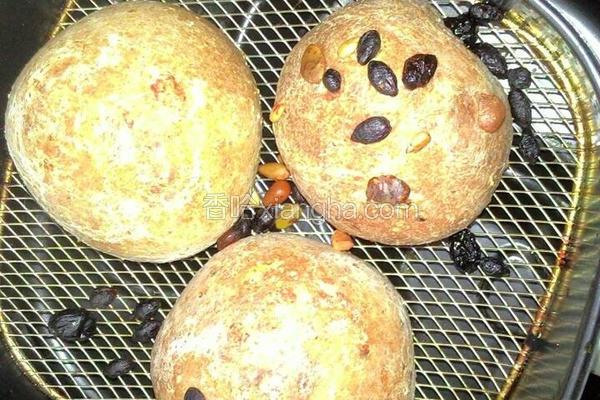 五谷杂粮面包