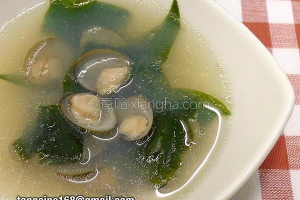 味噌蛤蜊汤的做法