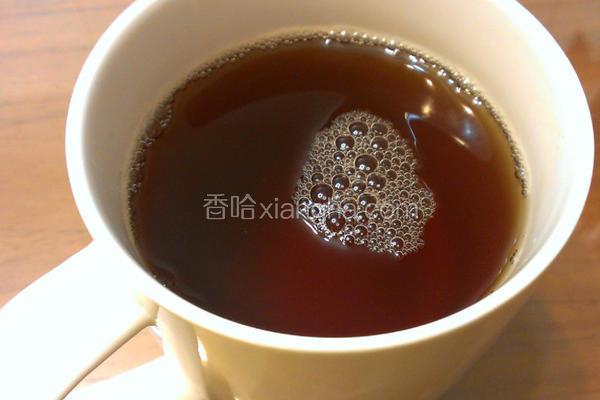 在家煮麦香红茶