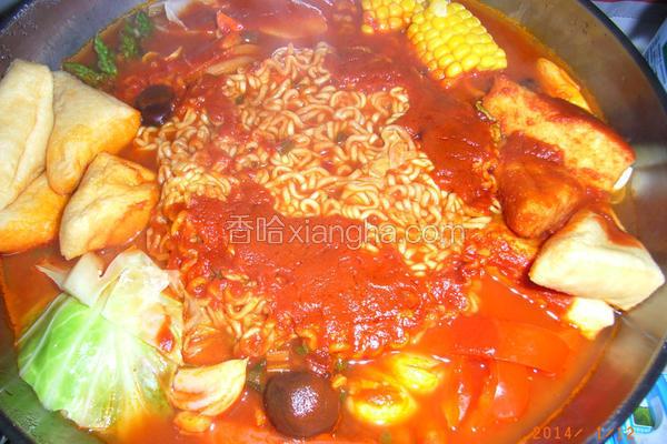 可果美番茄锅高汤