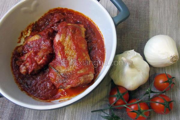 意式猎人炖鸡的做法