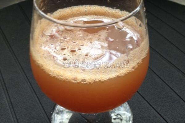 葡萄柳橙汁