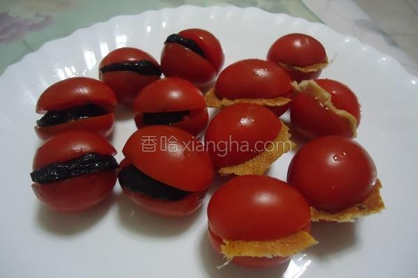 蜜饯/陈皮小番茄的做法