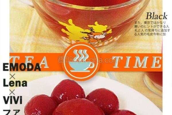 洛神山楂腌渍番茄的做法