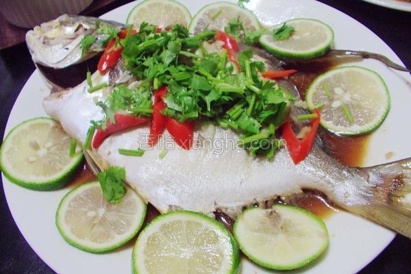 泰式柠檬鱼的做法