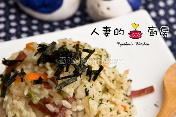 厨房基础炖饭的做法